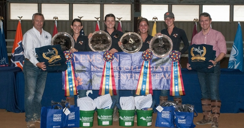 VHT Intercollegiate Champs